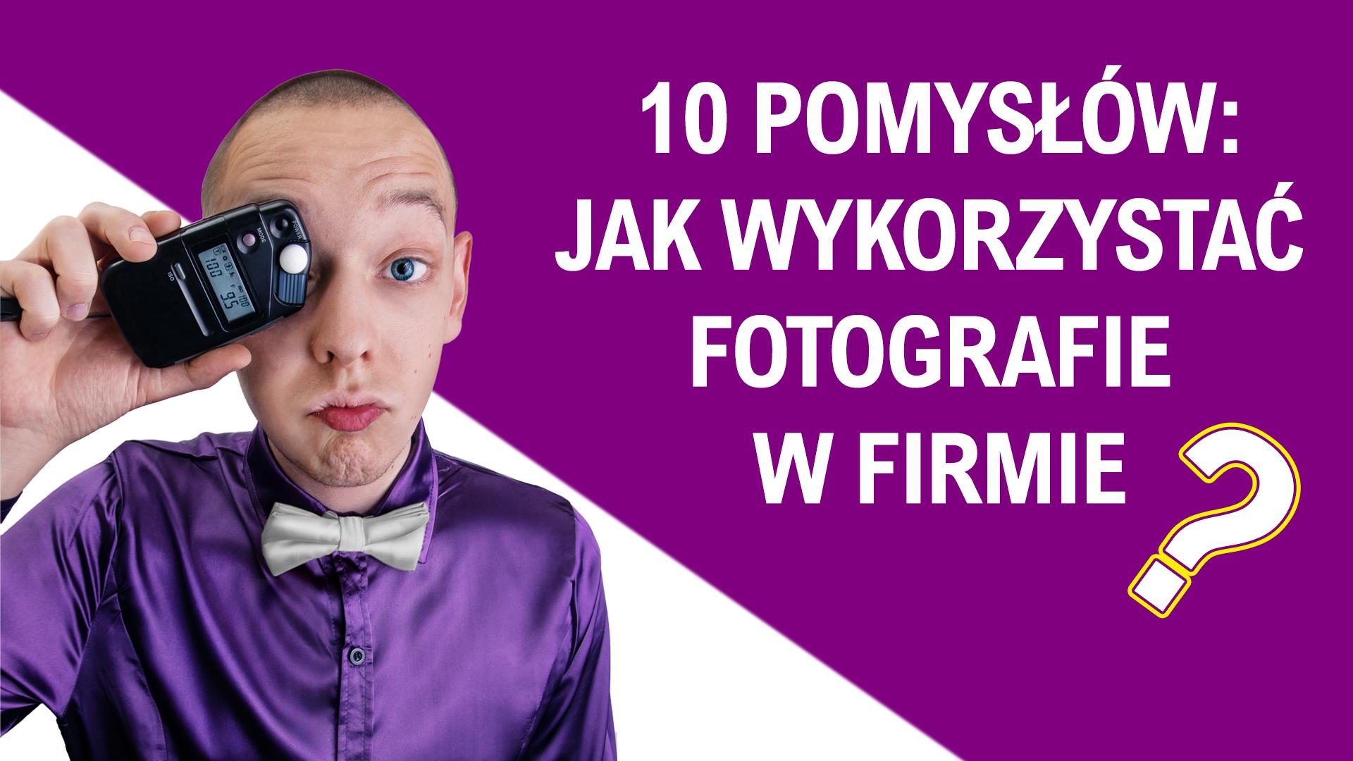 poradnik firmy marketing wrocław fotografia oława packshot